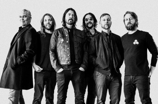 Foo Fighters Land 10. Mainstream Rock Airplay No.  1