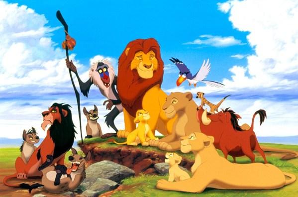 The Lion King' Cast: Live Action Vs. Original | Billboard