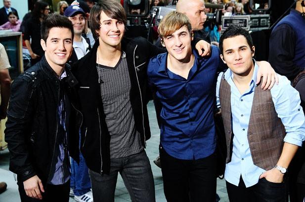 Big Time Rush Brings Boy Bands Back | Billboard