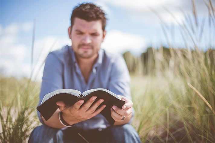 Billy Graham Devotions for 20th February 2021 Saturday - Overcome Temptation