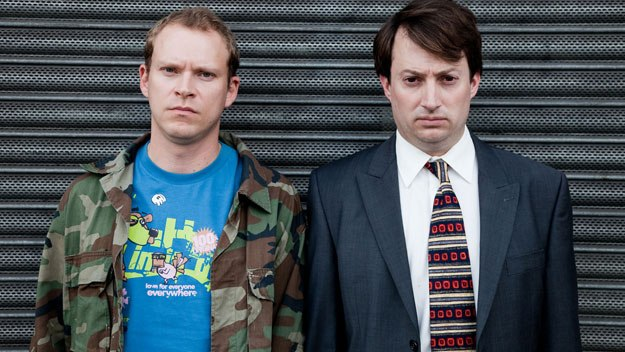 Peep Show, Channel 4