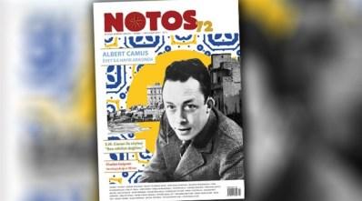 NOTOS dergisi camus ile ilgili görsel sonucu