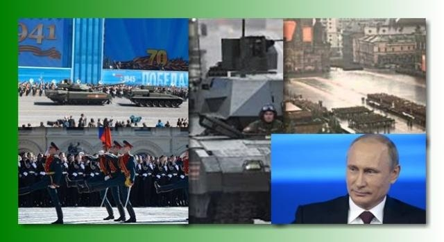 Russia Victor Day A Mosca Sfilano Le Nuove Armi Di Putin