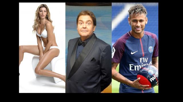 Três celebridades: três casos de sucesso diferentes
