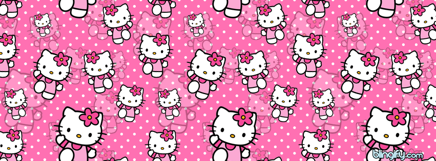 Cute Collage Wallpaper Blingify Com Hello Kitty Facebook Covers
