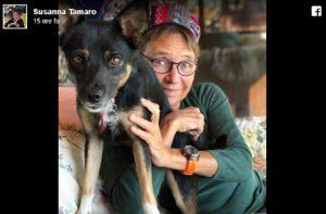 Susanna Tamaro, la sua cagnolina Pimpi uccisa da un boccone avvelenato. Il post su Facebook