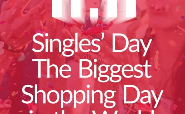 Singles Day The Biggest Shopping Day In The World