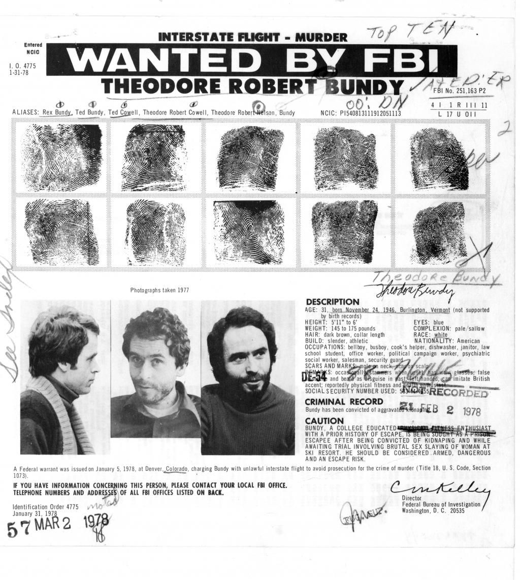 Ted Bundy Le Tueur De Femmes