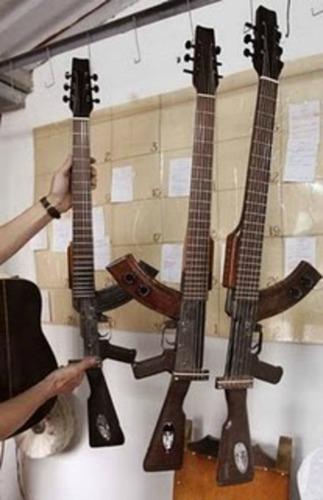 les instruments de musiques originaux