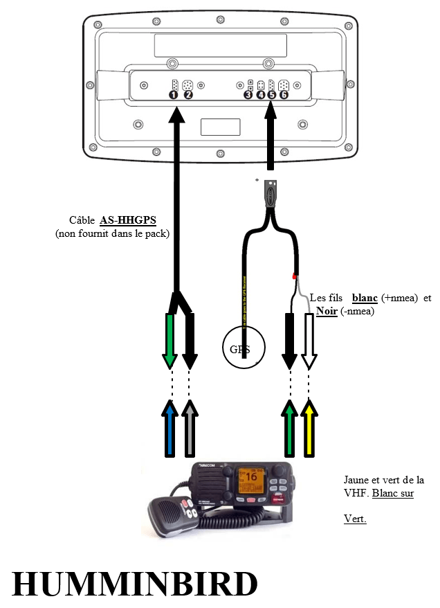 humminbird 200dx wiring diagram