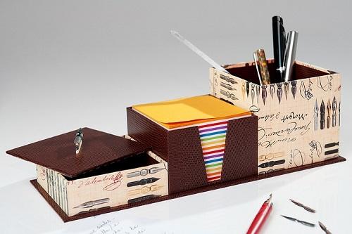 Fiche Technique Set De Bureau Kits De Cartonnage Les