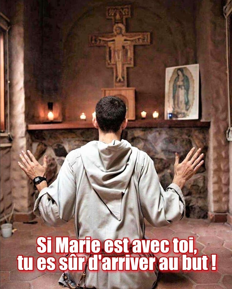 Tu Es Sûr De Toi : Marie, D'arriver, Jésus