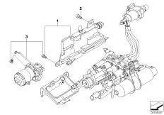 GS6S37BZ(SMG) Actuator / Sensoren BMW 5' E60, 530i (M54
