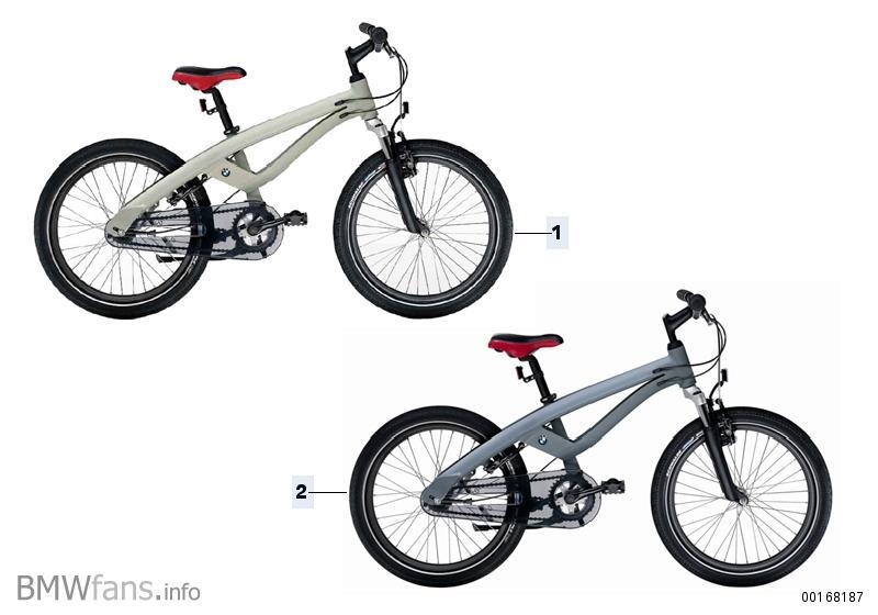 Cruise Bike Junior — BMW accessories catalog