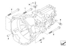 Manual gearbox GS6-17DG BMW 3' E90, 318d (N47) — BMW parts