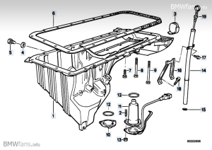 FYI  some N52 oil pan research  R3VLimited Forums