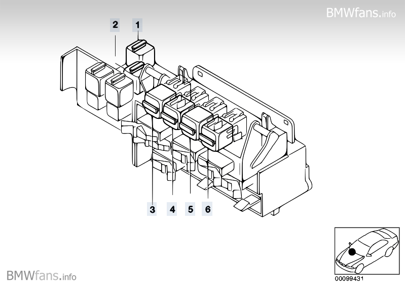 E46 Relay Location, E46, Free Engine Image For User Manual