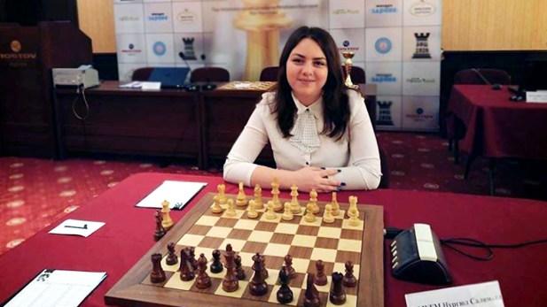 Nurgül Salimova ile ilgili görsel sonucu