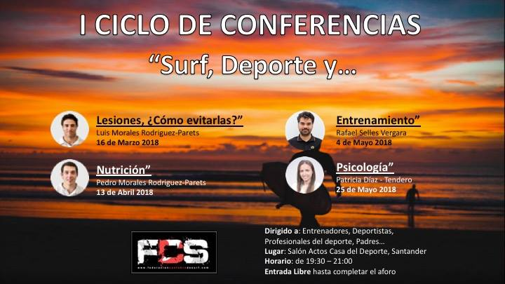 conferencias surf santander