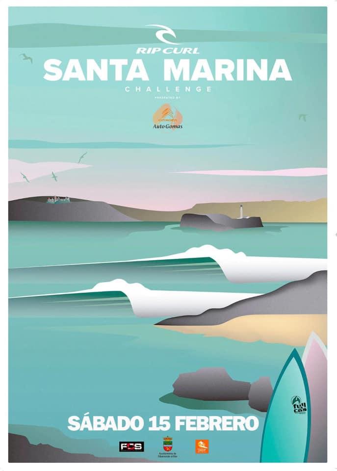 santa marina challenge