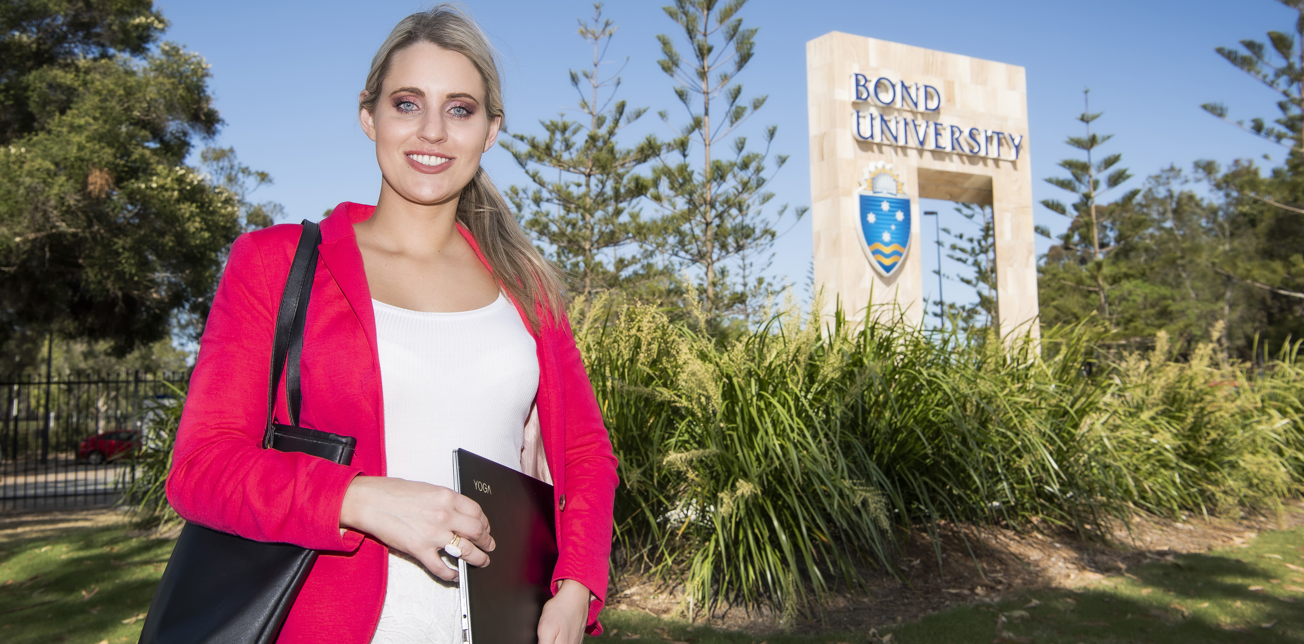 Radio star Bethany signs off and tunes in to university | Bond University