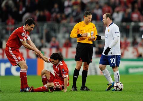 Những trọng tài xuất sắc nhất thế giới bóng đá Gọi tên Collina hình ảnh
