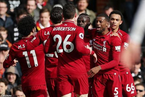 Jurgen Klopp nói về Liverpool trước giai đoạn nước rút hình ảnh