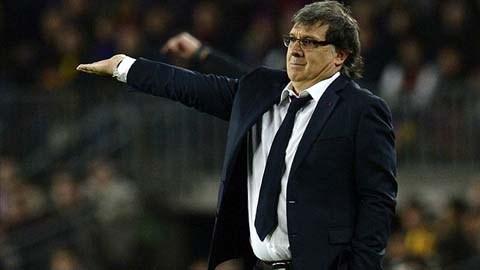 Martino tỏ ra thận trọng trước Atletico