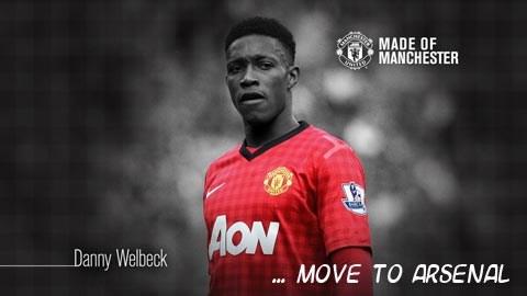 Welbeck bất ngờ bị M.U đẩy sang Arsenal