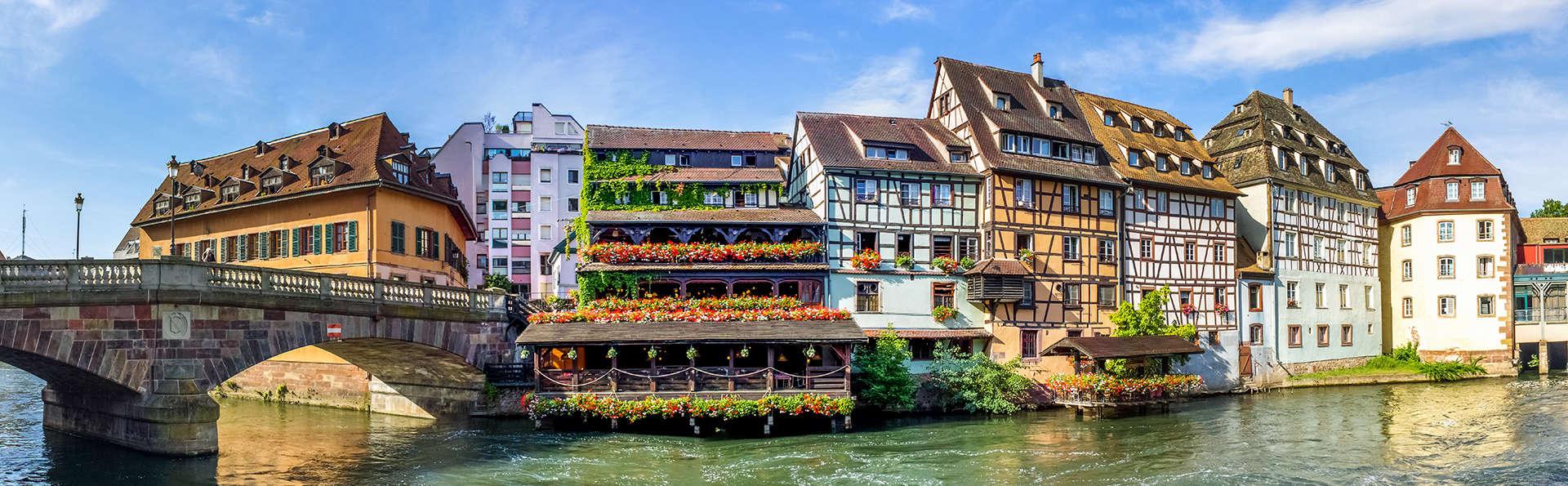 Htel Hannong 4  Strasbourg France
