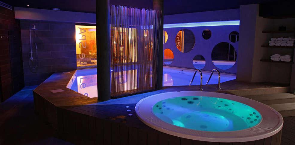 Week end Spa Epinal avec Accs au spa pour 2 adultes