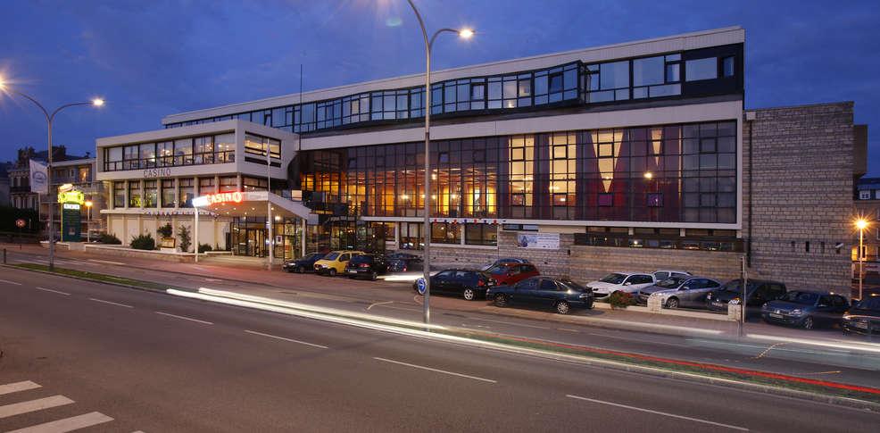 Grand Hôtel Du Casino De Dieppe, Hôtel De Charme Dieppe (76