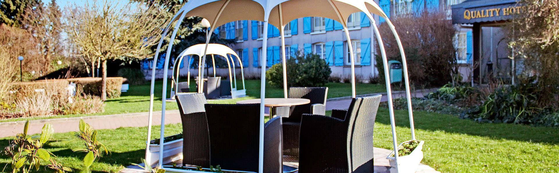 Qualys Hotel La Bertelire htel de charme SaintMartinduVivier