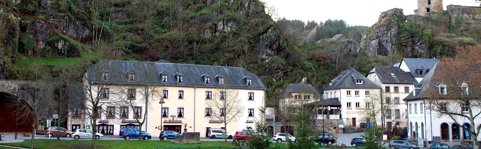 Hotel Le Postillon 2  EschsurSre Luxembourg