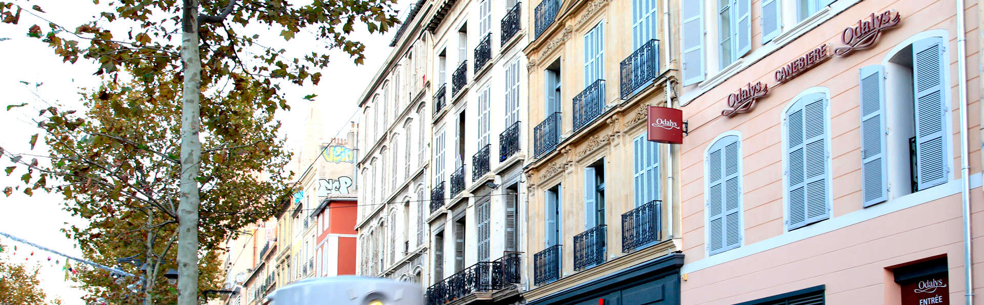 Appart Hotel Odalys Marseille Canebiere 3 Marseille France