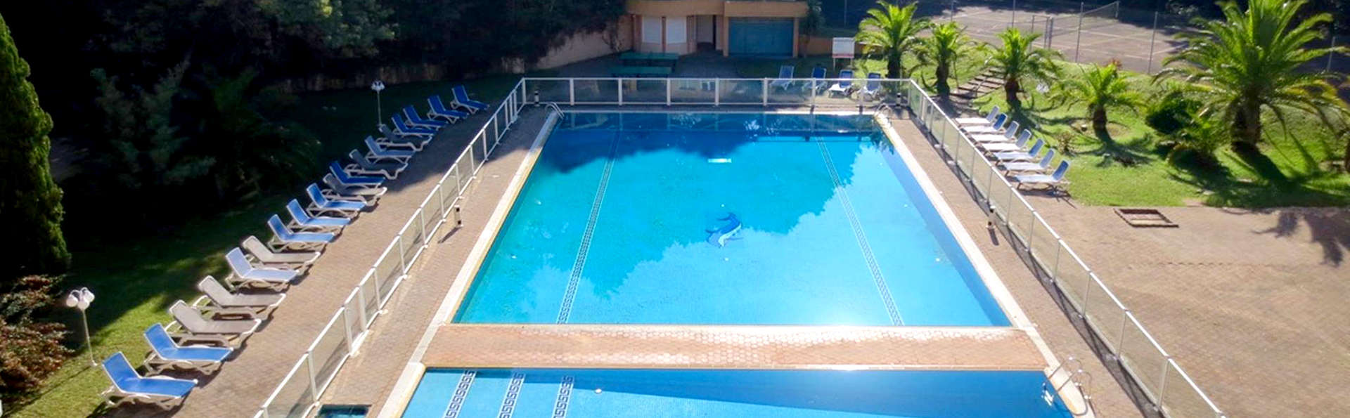 Hotel Residence Anglet Biarritz Parme 3 Anglet France