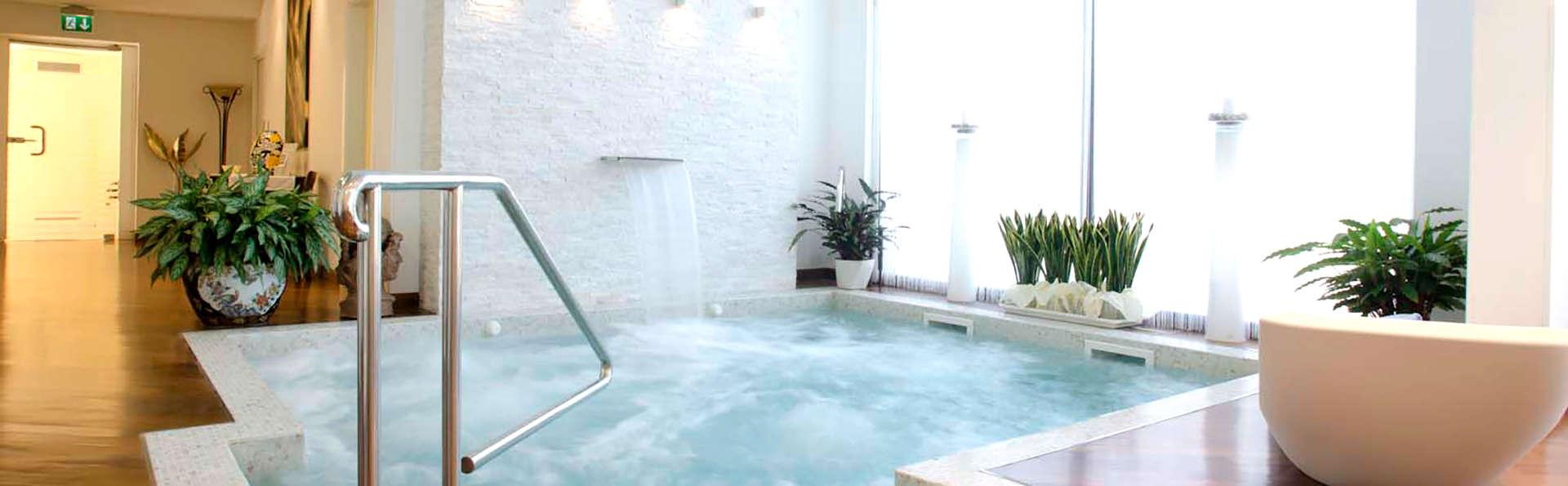 Weekend Spa Rodigo con accesso alla spa a partire da 127