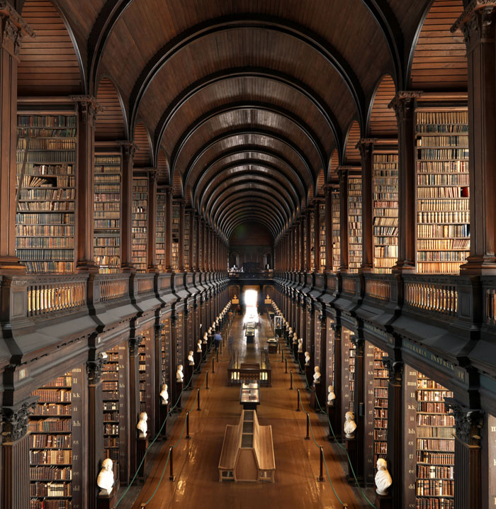 25+ Of The Most Majestic Libraries In The World