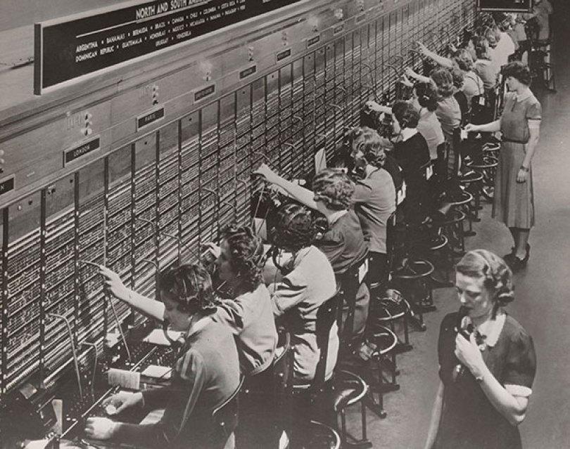 extinct vintage jobs 6 2 - Trabalhos de antigamente que não existem mais
