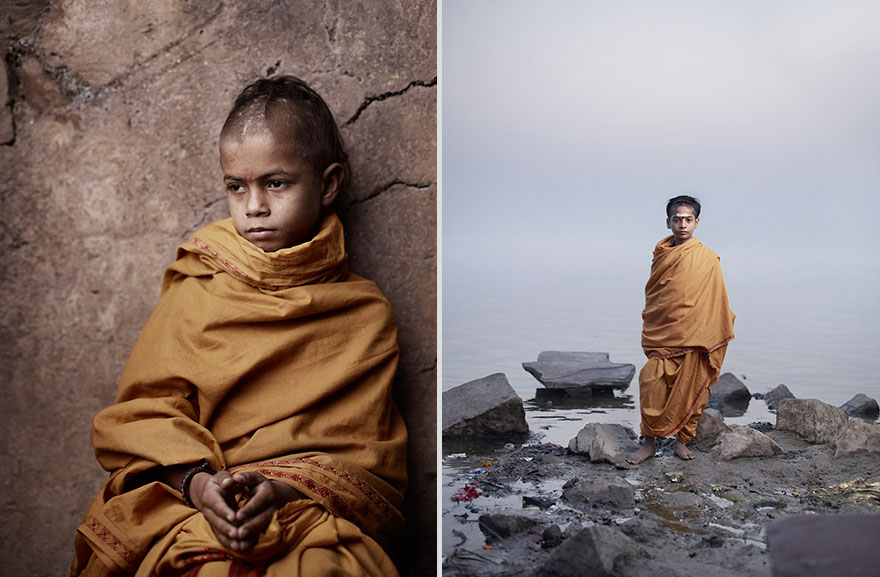 Indias Holy Men In Powerful Portraits By New YorkBased Photographer Joey L  Bored Panda