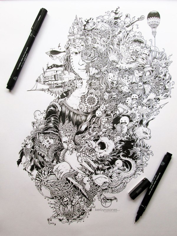 Doodle Kerby Rosanes