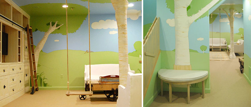 22 Creative Kids' Room Ideas That Will Make You Want To Be A Kid