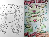 See What Happens When Adults Do Coloring Books (Part 2 ...