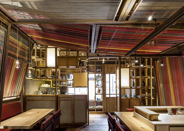 20 Of The World's Best Restaurant And Bar Interior Designs Bored Panda