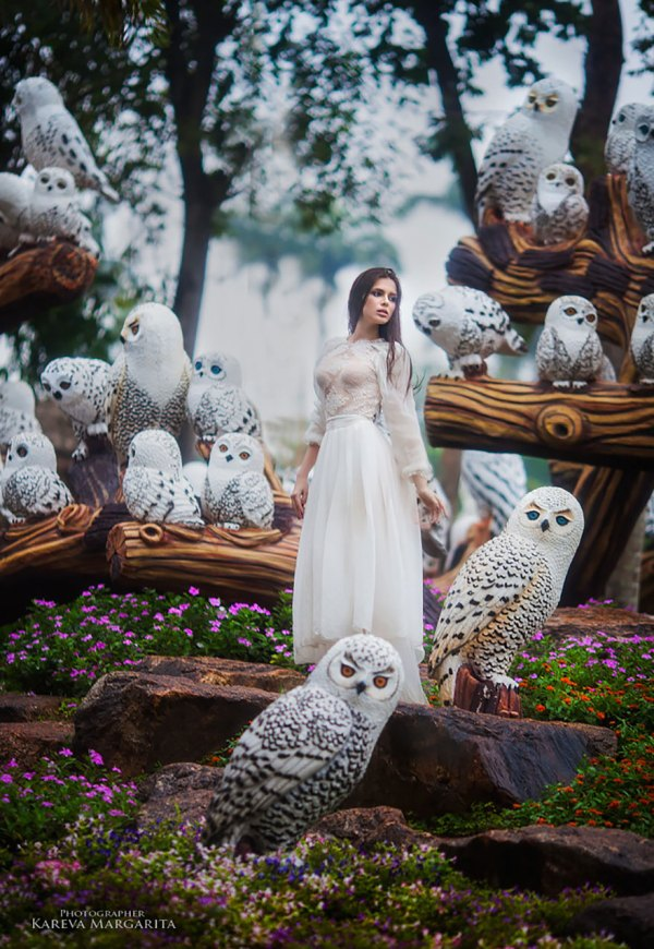 Fairytales Life In Magical Russian