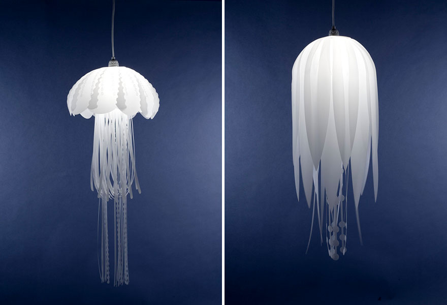 25 Of The Most Creative Lamp And Chandelier Designs