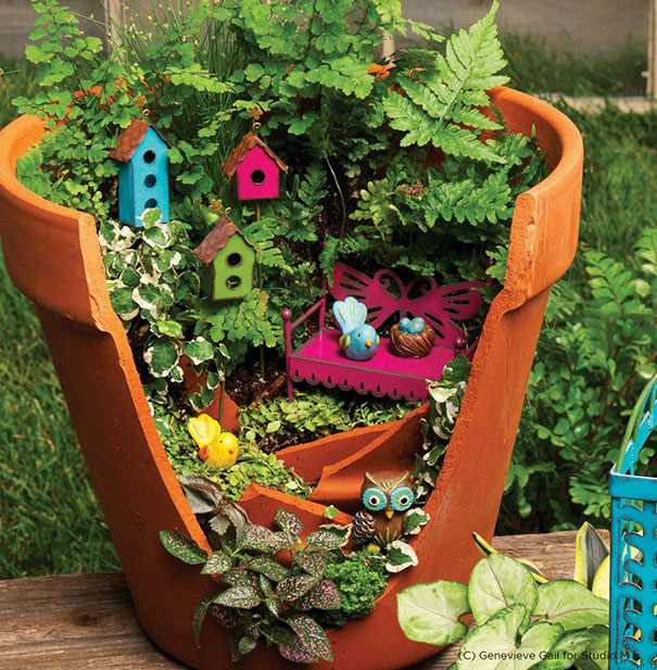 broken-pot-fairy-garden-23
