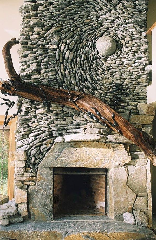 Ancient Art Of Stone Couple Creates Beautiful Rock