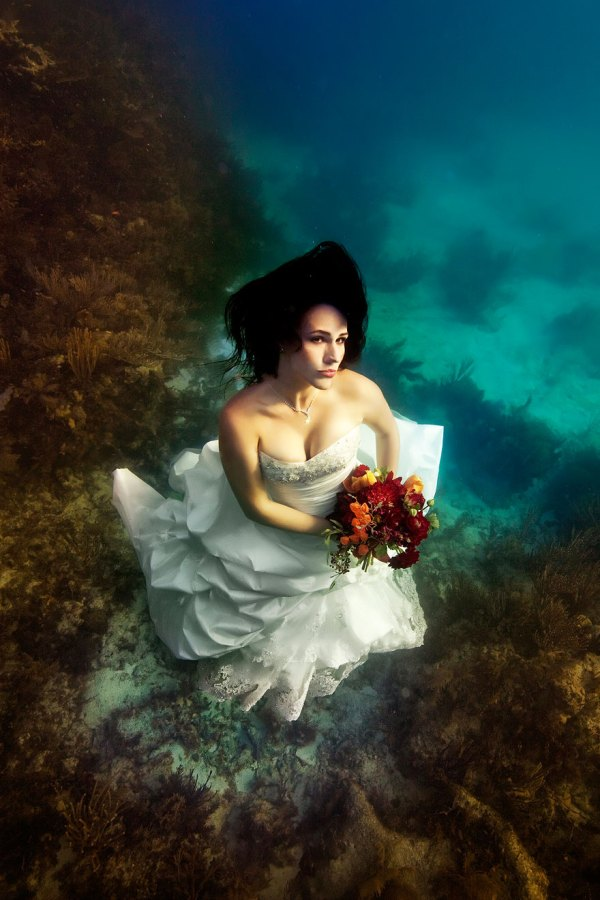 Mermaid Brides Breaking Rules Of Traditional