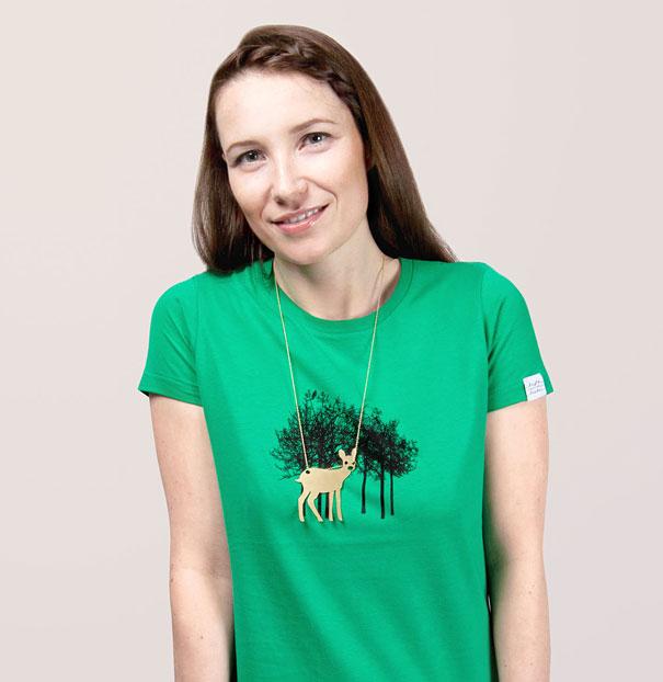 Creative T-shirts By Luft Und Liebe